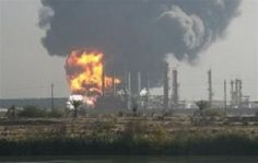 تقدير موقف: معركة انقاذ مصفاة نفط بيجي العراقية قد تنتهي بتدميرها Battle to save the Iraqi Baiji oil refinery may end up destroying