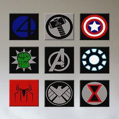 Check out this item in my Etsy shop https://www.etsy.com/listing/259929597/avengers-superhero-wall-art-gift-for-him