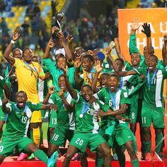 Welcome To Emmanuel Ik blog: Nigeria win U17 World Cup again