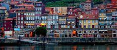 Ribeira do Porto é uma das atrações mais famosas da Europa