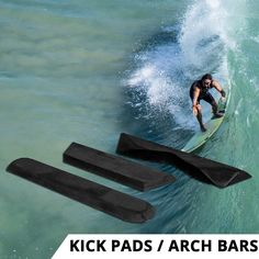 Non-slip Deck Pads, arch bars, kickers, paddle racks and rail tape for all extreme water sports. Extreme Water Sports, Paddle, Arch, Wax, Graphic Design, Longbow, Arches, Wedding Arches, Bow