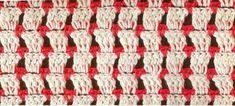 Punto Nº 34 de la colección de puntos de Moda a Crochet.
