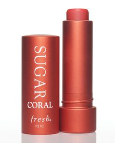 Totally addicted to this <3 Sugar Tinted Lip Treatment.