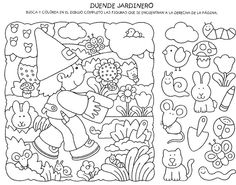 Completar diseños - la magia de enseñar - Picasa Web Album