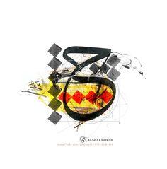 DesertRose/// calligraphy art