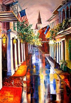 New Orleans Art by Diane Millsap  http://diane-millsap.blogspot.com/#