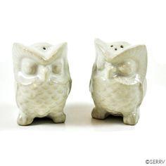 Snow Owl Shakers | SERRV