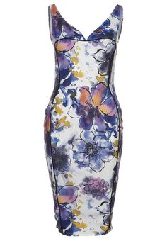 Gorgeous floral dress by Pop Art @ Zalando ❤ Flowers