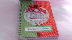 Caderno Decorados de Receitas Arteira Demais!!Caderno Decorados de Receitas Arteira Demais!! | por ARTEIRA DEMAIS