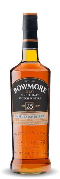 Whiskies | Bowmore 25