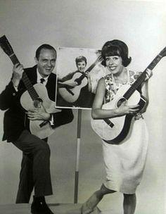 Bob Newhart & Carol Burnett