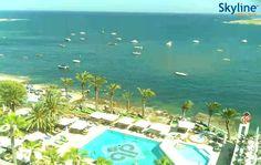 Cámara web en tiempo real La costa de Qawra - Bahía de San Pablo