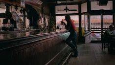 Harry Dean Stanton in Paris, Texas Badass Aesthetic, Film Aesthetic, Paris Texas Film, Wim Wenders Film, Harry Dean Stanton, Texas Movie, Art Of Memory, Ry Cooder, Cowboys Bar