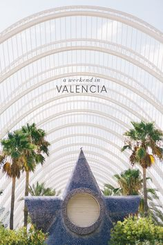 Valencia, Spain Travel Guide - City of Arts and Sciences