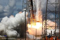 SpaceX Successfully launched six Orbcomm OG2 satellites from Cape Canaveral Air Force Station's Space Launch Complex 40 at 11:15 a.m. EDT (1...