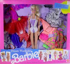 Dream Wardrobe Barbie