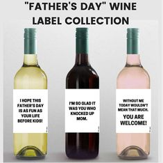 FATHER'S DAY Wine Label, father's day gift, funny father's day gift, funny father's day decorations, father's day party decorations, funny