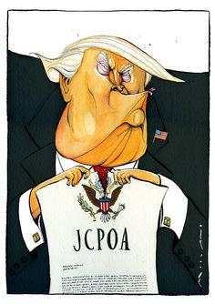 Trump by Morten Morland