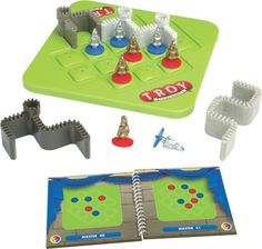"""TROY """"outside the walls"""" - SmartGame for adults"""