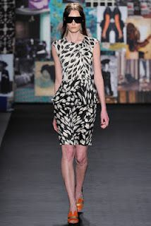 Toya's Tales: What Will Catch My Eye?: Tracy Reese: My Faves From the Fall 2012 Tracy Reese Show