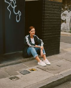 Vicky Grout - adidas campus x the debrief