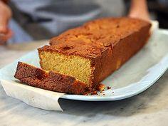 Torta de polenta y almendras | Recetas Narda Lepes | Utilisima.com