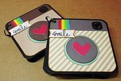 El tutorial del lunes   Mini Instagram.   YoY scrap   Bloglovin'