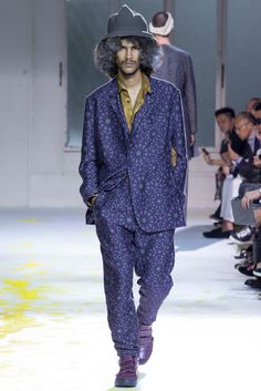 Yohji Yamamoto Spring 2015 Menswear - Collection - Gallery - Style.com