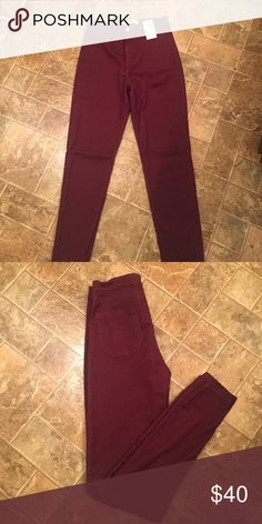 American Apparel Easy Jean High waisted, with tag. Never worn! American Apparel Jeans Skinny