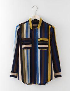 Seidenhemd WA732 Oberteile & T-Shirts bei Boden