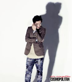 김주혁의 삐딱한 시선 | 코스모폴리탄 (Cosmopolitan Korea)