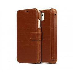 Samsung Galaxy Note 3 Lettering Diary Collection - Brown