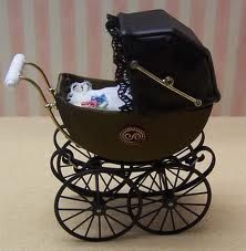 antique pram - Google Search