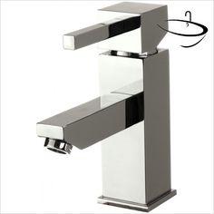 Coast Essential Taps - Emperor Mono Basin Mixer with Push Waste Bathroom Taps, Sink Taps, Basin Mixer Taps, Cheap Bathrooms, Bathrooms Online, Emperor, Bathroom Accessories, Half Price, Shower