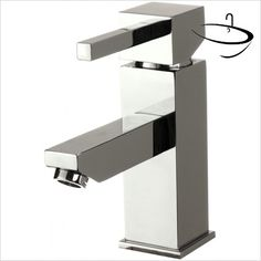 Coast Essential Taps - Emperor Mono Basin Mixer with Push Waste