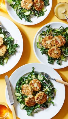 Looking for healthier dinner options? There's no need to give up your favorite meals – just make subtle changes, like this falafel dish that's baked rather than fried! Get new recipes, and fresh takes on classics, delivered to your door each week when you sign up for Martha & Marley Spoon.