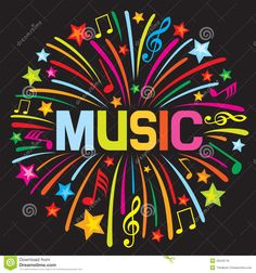 Illustration about Music design, music firework, music notes. Illustration of music, celebration, audio - 25543718 Music Pics, Music Images, Music Pictures, Art Images, Music Drawings, Music Artwork, Art Music, Fireworks Music, Birthday Wishes For Lover