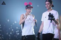 131224 Chan Yeol & SeHun