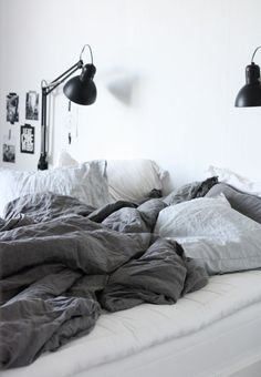 Scandinavian Bedroom :: Scandi Chic :: Home Decor + Design :: Free Your Wild :: See more Untamed Bedroom Style Inspiration @untamedmama