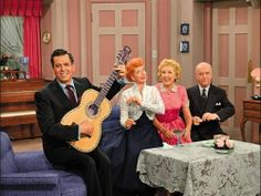 i love lucy pictures in color...