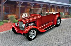 29 A Ford Roadster Pickup