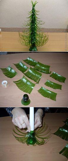 Как сделать самим из пластиковых бутылок своими руками фото 125