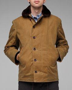 Waxed N1 Deck Jacket