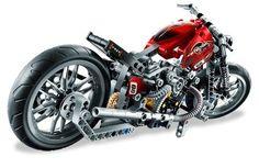 Lego Technics, Moto