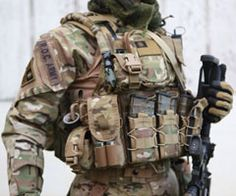 MOLLE vest setup is a question that comes to me all the time.  The fact is, it's a preference more than a requirement issue, but we're going to discuss it anyhow.