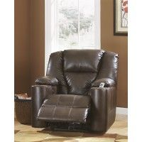Paramount DuraBlend® - Brindle - Power Recliner
