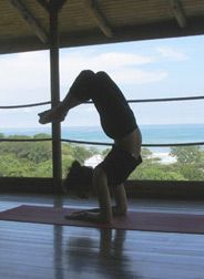 yoga and surf retreat in Costa Rica #wisdommats www.wisdommats.com/