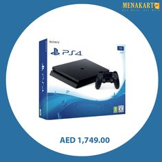 Playstation 4 PRO Console 1TB #playstation4 #ps4 #consoles #games #gaming #gamingconsole #online #shopping #menakart
