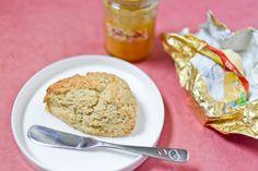 Yogurt Scones Recipe on Chocolate & Zucchini