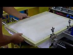 Sublimation on 100% cotton T-shirt digital transfer printing - YouTube